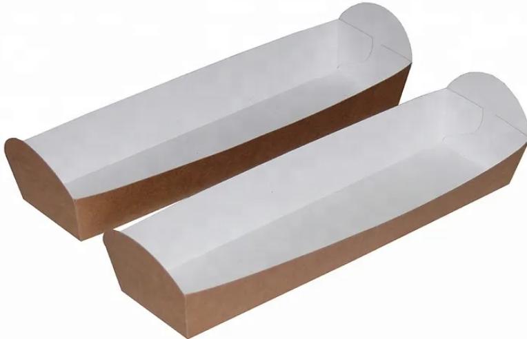 Упаковка для хот-догов